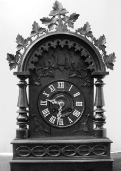 cuckoo black forest clock