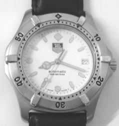 pre-owned tag heuer / breitling wrist watches for sale
